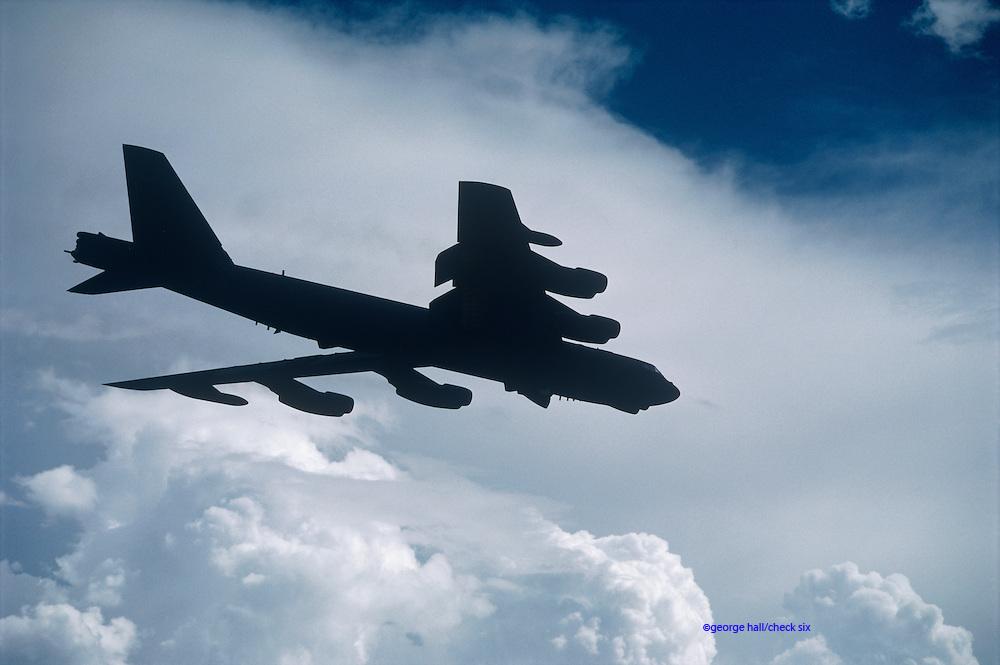 B-52, aerial