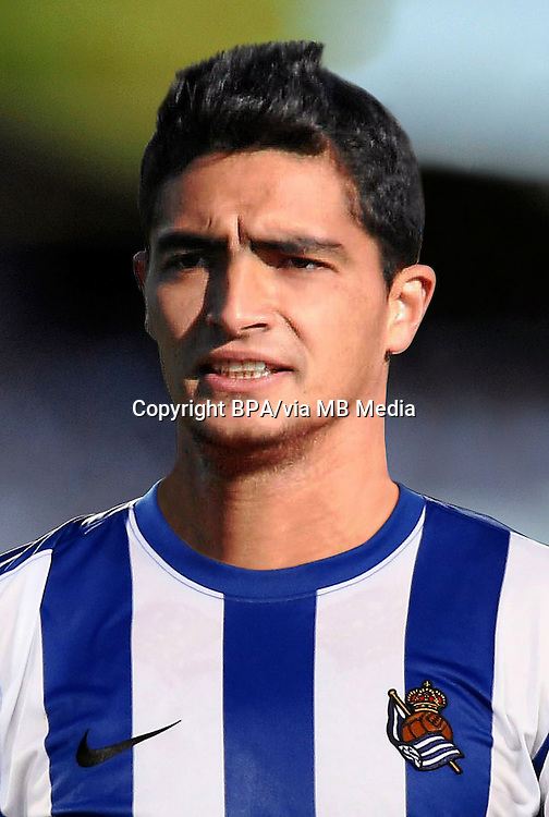 "Gonzalo Castro Irizábal  "" Chory "" ( Real Sociedad )"