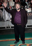 Dec 1, 2014 - The Hobbit: The Battle Of The Five Armies -World Premiere - Red Carpet arrivals at Odeon,  Leicester Square, London<br /> <br /> Pictured: Peter Jackson<br /> ©Exclusivepix Media