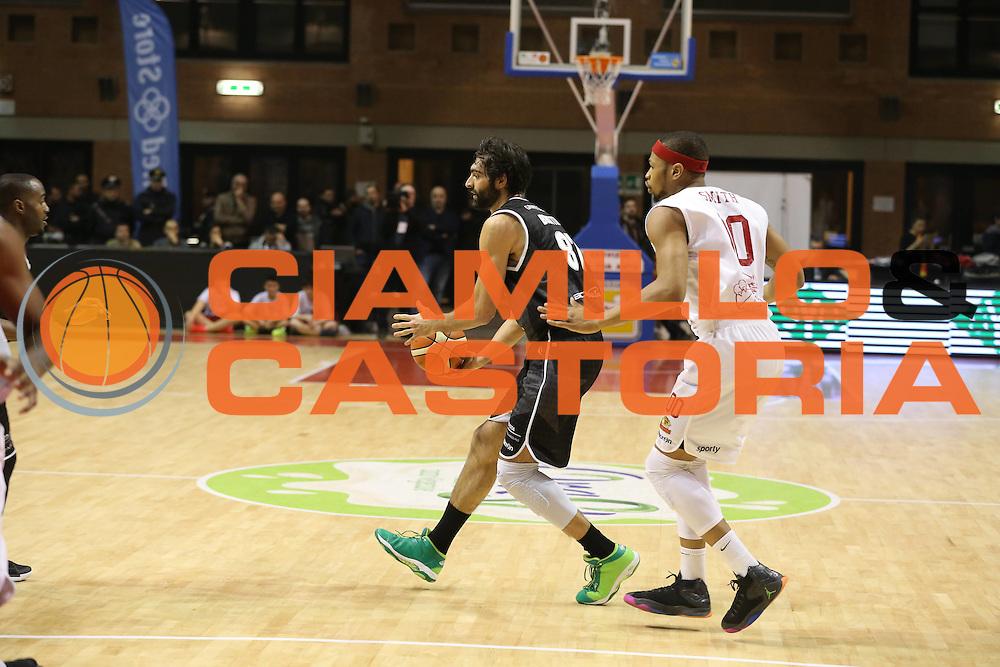 Bruttini<br /> OraSì Ravenna - Segafredo Fortitudo Bologna<br /> Lega Nazionale Pallacanestro A2 2016/2017<br /> Ravenna, 01/02/2017<br /> Foto Ciamillo-Castoria