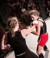 Danielle Hutton vs. Simone Caffery