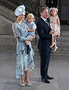 Princess Madeleine Of Sweden Expecting Third Child