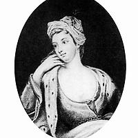 MONTAGU, Lady Mary Wortley