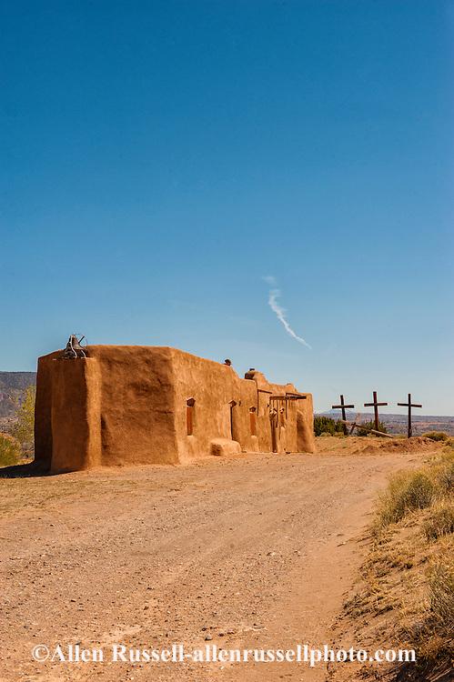 Morada del Anto, Abiquiu, New Mexico
