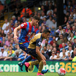 Crystal Palace v Arsenal | Premier League | 16 August 2015