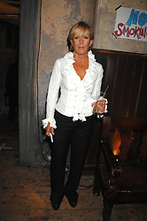 CANDIDA LYCETTE-GREEN at a reception to Discover Wilton's Music Hall held at the hall in Graces Alley, London E1 on 5th December 2007.<br />
