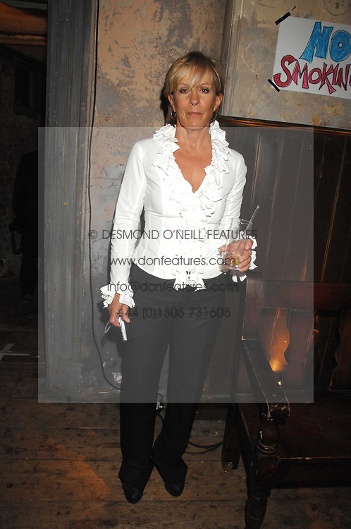 CANDIDA LYCETTE-GREEN at a reception to Discover Wilton's Music Hall held at the hall in Graces Alley, London E1 on 5th December 2007.<br /><br />NON EXCLUSIVE - WORLD RIGHTS