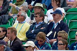 Bouckaert Carl (BEL), Buchmann Jacky (BEL)<br /> CIC2* Greenwich Park Eventing Invitational<br /> Olympic Test Event - London 2011<br /> &copy; Dirk Caremans