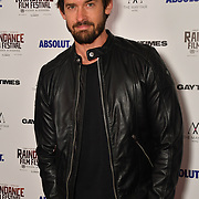 Will Kemp attends Raindance Film Festival Gay Times Gala screening - George Michael: Freedom (The Director's Cut) London, UK. 4th October 2018.
