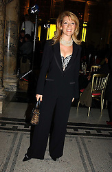 ALIZA REGER at the 2004 British Fashion Awards held at Thhe V&A museum, London on 2nd November 2004.<br /><br />NON EXCLUSIVE - WORLD RIGHTS