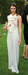 SVETLANA MARICH at the Raisa Gorbachev Foundation Party held at Stud House, Hampton Court Palace on 5th June 2010.  The night is in aid of the Raisa Gorbachev Foundation, an international fund fighting child cancer.