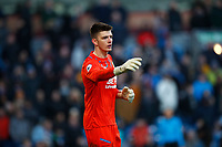Football - 2019 / 2020 Premier League - Burnley vs. Leicester City<br /> <br /> Nick Pope of Burnley at Turf Moor.<br /> <br /> COLORSPORT
