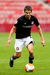 Adam Nagy of Bristol City during a friendly match before the Premier League and Championship resume after the Covid-19 mid-season disruption - Rogan/JMP - 12/06/2020 - FOOTBALL - St Mary's Stadium, England - Southampton v Bristol City - Friendly.