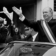 Editorial Only<br /> <br /> Title: Ricardo Lagos<br /> Author: Francisco Arias<br /> <br /> President of Chile Ricardo Lagos <br /> <br /> Ricardo Lagos Presidente de Chile<br /> <br /> Copyrights: Francisco Arias <br /> <br /> Copyrights notice:  Francisco Arias <br /> <br /> Date Create:01-03-2000<br /> <br /> City: Valparaiso<br /> <br /> Country: Chile<br /> <br /> Credit :FRANCISCO ARIAS<br /> <br /> <br /> <br /> <br />  <br /> <br /> PRESIDENT RICARDO LAGOS OF CHILE, POLITICAL