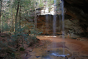 Ash Cave Waterfall, Hocking Hills