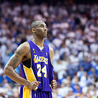 BASKET BALL - PLAYOFFS NBA 2008/2009 - LOS ANGELES LAKERS V ORLANDO MAGIC - GAME 3 -  ORLANDO (USA) - 09/06/2009 - PHOTO : CHRIS ELISE<br /> KOBE BRYANT (LAKERS)
