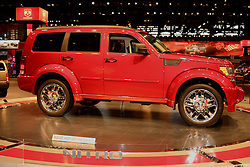 08 February 2007: 2007 Dodge Nitro. The Chicago Auto Show is a charity event of the Chicago Automobile Trade Association (CATA) and is held annually at McCormick Place in Chicago Illinois.