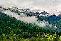 Bashisht, near Manali, Himachal Pradesh, India.