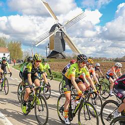 15-04-2018: Wielrennen: Amstel Gold race women: Valkenburg<br />Roxane Kneteman, Annemiek van Vleuten