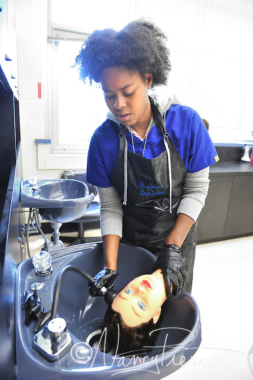 CTE -- Cosmetology   NMHS
