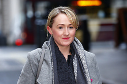 © Licensed to London News Pictures. 08/01/2020. London, UK. Labour leadership challenger Rebecca Long Bailey arrives at Parliament. Photo credit: Peter Macdiarmid/LNP