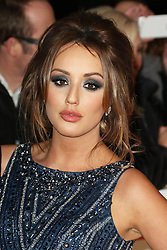 © Licensed to London News Pictures. 21/01/2015, UK. Charlotte Crosby, National Television Awards, The O2, London UK, 21 January 2015. Photo credit : Richard Goldschmidt/Piqtured/LNP