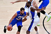 DESCRIZIONE : Lille Eurobasket 2015 Ottavi di Finale Israele Italia Israel Italy<br /> GIOCATORE : Marco Belinelli<br /> CATEGORIA : nazionale maschile senior A<br /> GARA : Lille Eurobasket 2015 Ottavi di Finale Israele Italia Israel Italy<br /> DATA : 13/09/2015<br /> AUTORE : Agenzia Ciamillo-Castoria