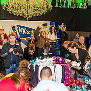 NLD/Amsterdam/20161207 - 8e Sky Radio's Christmas Tree For Charity, start