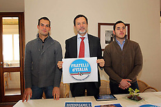 20130108 CONFERENZA STAMPA LISTA BALBONI ALBERTO