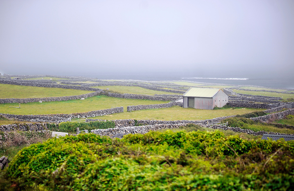 Inishmore, the largest of the Aran Islands, Co. Galway, Ireland.