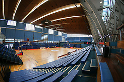 General view of the arena - Photo mandatory by-line: Arron Gent/JMP - 28/09/2019 - BASKETBALL - Crystal Palace National Sports Centre - London, England - London City Royals v Bristol Flyers - British Basketball League Cup