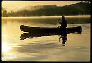 01: MISCELLANY CANOE, SUNRISE, WOODS