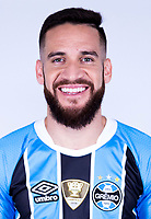Brazilian Football League Serie A / <br /> ( Gremio Foot-Ball Porto Alegrense ) - <br /> Marcelo Oliveira Ferreira