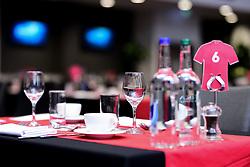 Lansdown Restaurant prior to kick off  - Mandatory by-line: Ryan Hiscott/JMP - 22/02/2020 - FOOTBALL - Ashton Gate - Bristol, England - Bristol City v West Bromwich Albion - Sky Bet Championship