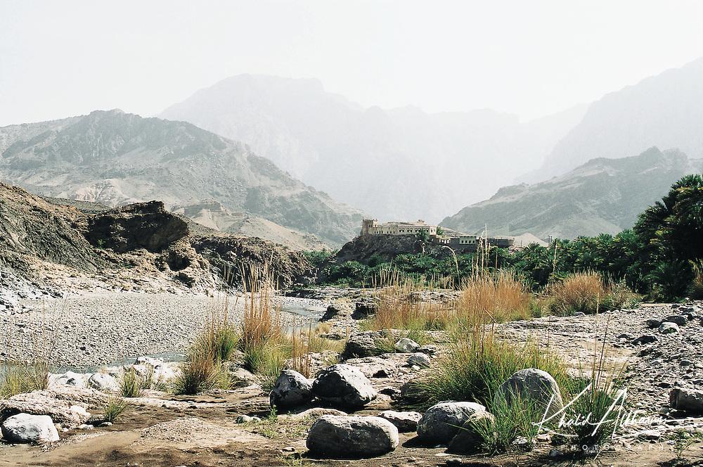 Almazara Village, Quriya