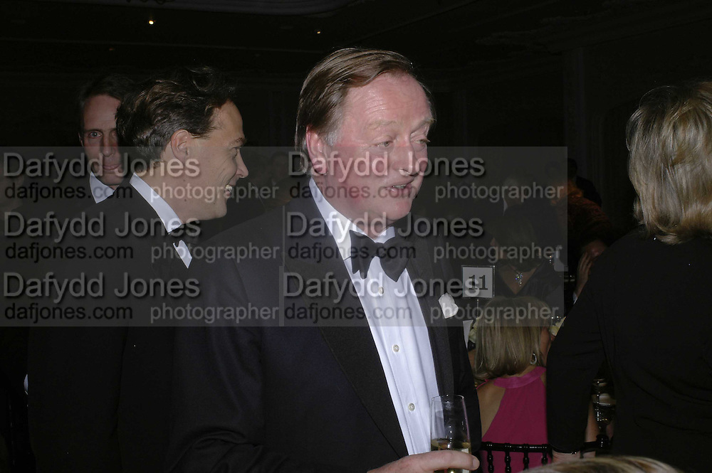 Brig. Andrew Parker Bowles, . Cartier Racing Awards , Four Seasons Hotel, Hamilton Place, London, W1, 15 November 2006. ONE TIME USE ONLY - DO NOT ARCHIVE  © Copyright Photograph by Dafydd Jones 66 Stockwell Park Rd. London SW9 0DA Tel 020 7733 0108 www.dafjones.com