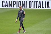 © Filippo Alfero<br /> Allenamento e conferenza stampa precedenti Juventus-Barcellona di Champions League<br /> Torino, 01/06/2015<br /> sport calcio<br /> Nella foto: