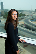Jayshree Gupta, Managing Partner (Dubai) DLA Piper Rudnick Gray Cary, Dubai, United Arab Emirates on August 17, 2006..By Siddharth Siva
