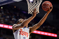 Real Madrid's Anthony Randolph during semi finals of playoff Liga Endesa match between Real Madrid and Unicaja Malaga at Wizink Center in Madrid, May 31, 2017. Spain.<br /> (ALTERPHOTOS/BorjaB.Hojas)