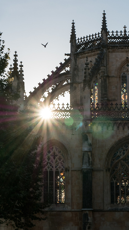 Batalha Monastery is a vast Gothic monastery dating back to medieval times, constructed over a 150 year period.