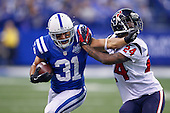 NFL - Indianapolis Colts vs Houston Texans - Indianapolis, IN