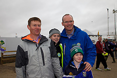Simon Coveney and Peoples at the National Ploughing Championships 2015