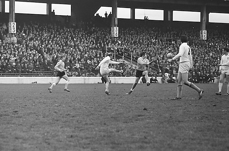 17.03.1971.Interprovincial Football Railway Cup. Connacht v Ulster.