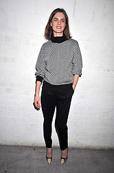 ANOUCK LEPERE at the Prada Congo Art Party hosted by Miuccia Prada and Larry Gagosian at The Double Club, 7 Torrens Street, London EC1 on 10th February 2009.