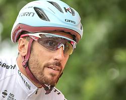 02.07.2017, Duesseldorf, GER, Tour de France, 2. Etappe von Düsseldorf (GER) nach Lüttich (BEL/203 km), im Bild KISERLOVSKI Robert (CRO, Team Katusha Alpecin) // Robert Kiserlovski of Croatia during Stage 2 from Duesseldorf (GER) to Luettich (BEL/203 km) of the 2017 Tour de France in Duesseldorf, Germany on 2017/07/02. EXPA Pictures © 2017, PhotoCredit: EXPA/ Martin Huber