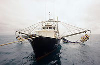 Prawn fishing trawler Gulf of Carpentaria Australia