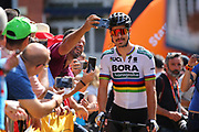Peter Sagan (SVK - Bora - Hansgrohe) during the 73th Edition of the 2018 Tour of Spain, Vuelta Espana 2018, 19th stage Lleida - Andorra 154,4 km on September 14, 2018 in Spain - Photo Luca Bettini / BettiniPhoto / ProSportsImages / DPPI