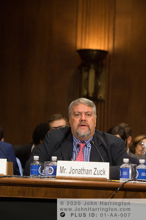 "Mr. Jonathan Zuck, President, ACT The App Association testifies on Wednesday September 14, 2016, before the Subcommittee on Oversight, Agency Action, Federal Rights and Federal Courts, testimony was also heard from The Honorable Lawrence E. Strickling, Assistant Secretary for Communications and Information and Administrator<br /> National Telecommunications and Information Administration (NTIA), United States Department of Commerce;  Mr. Göran Marby, CEO and President, Internet Corporation for Assigned Names and Numbers (ICANN); Mr. Berin Szoka, President, TechFreedom; Mr. Jonathan Zuck, President, ACT The App Association;  Ms. Dawn Grove, Corporate Counsel<br /> Karsten Manufacturing; Ms. J. Beckwith (""Becky"") Burr, Deputy General Counsel and Chief Privacy Officer, Neustar;  Mr. John Horton, President and CEO, LegitScript;  Mr. Steve DelBianco, Executive Director, NetChoice; Mr. Paul Rosenzweig, Former Deputy Assistant Secretary for Policy, U.S. Department of Homeland Security."