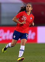 International Women's Friendly Matchs 2019 / <br /> Italy vs Chile 2-1 ( Carlo Castellani Stadium - Empoli,Italy ) - <br /> Daniela Zamora of Chile