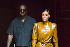 Kanye West Sunday service at Des Bouffes du Nord Theater - 1 March 2020